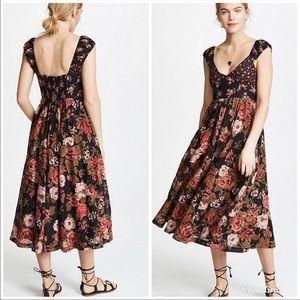 Free People - Love You Midi Dress - Small